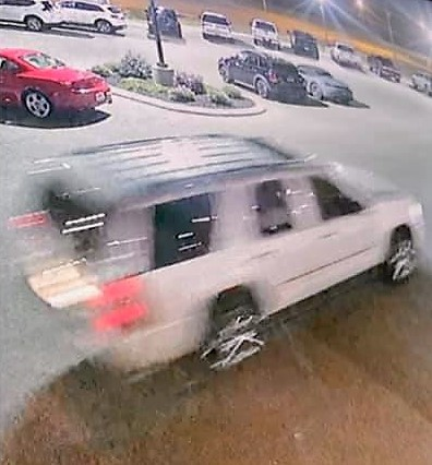 Reward offered for information in vehicle theft