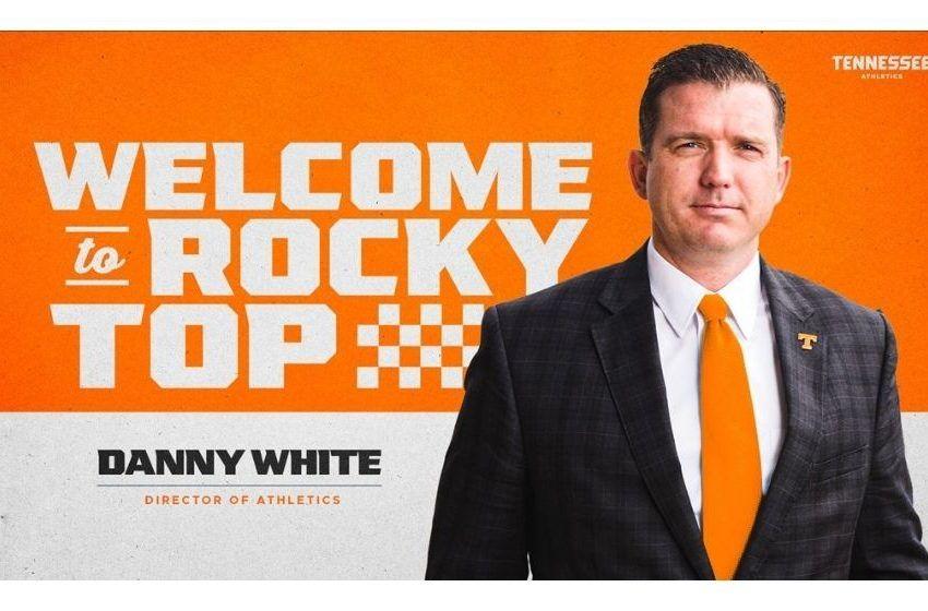Vols hire Danny White as new Athletics Director