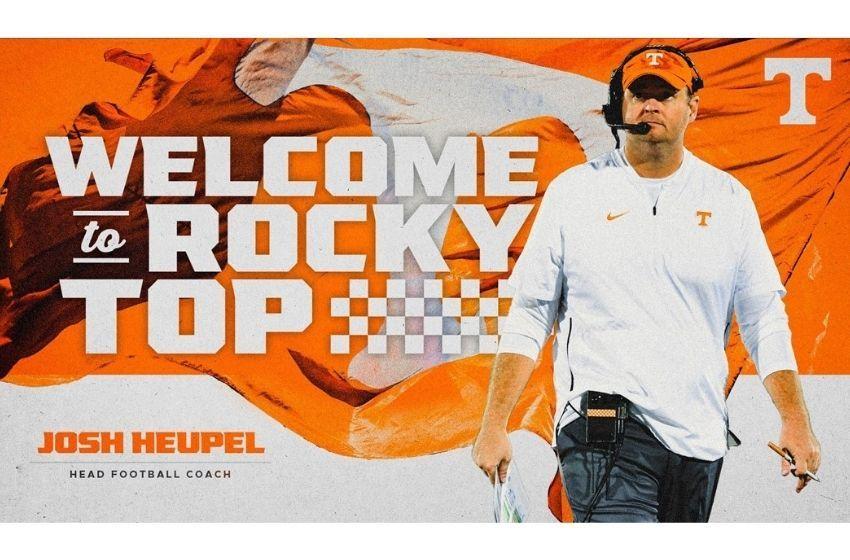 Josh Heupel named Tennessee's 27th head football coach