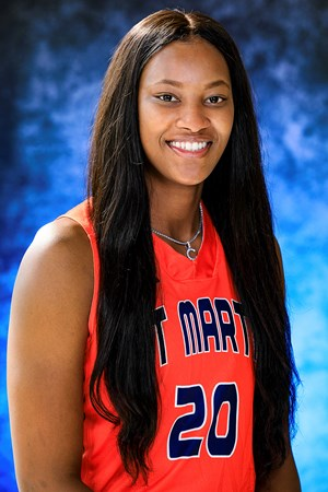 Perry named to Midseason Watch List for 2021 Becky Hammon Mid-Major Player of the Year Award