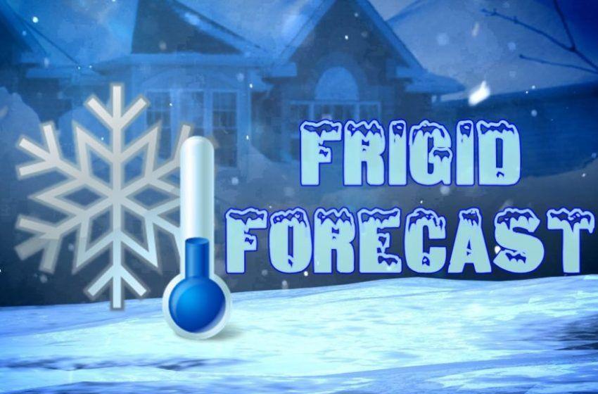 Local EMA urges preparedness for bitterly cold temps