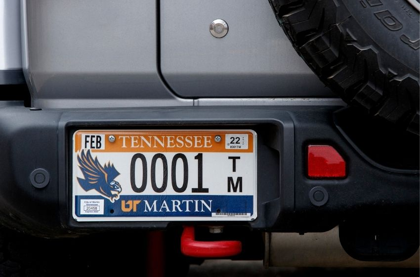 UT Martin releases new specialty license plate