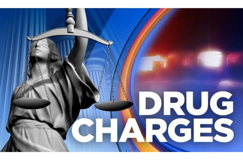 Three Martin men facing drug charges