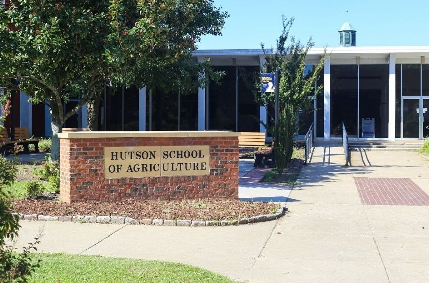 Murray State University's Hutson School of Agriculture recognizes area FFA students for outstanding accomplishments