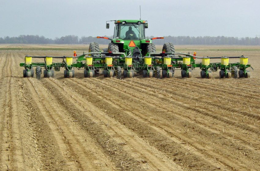 Tennessee Farmers Moving Forward With Planting