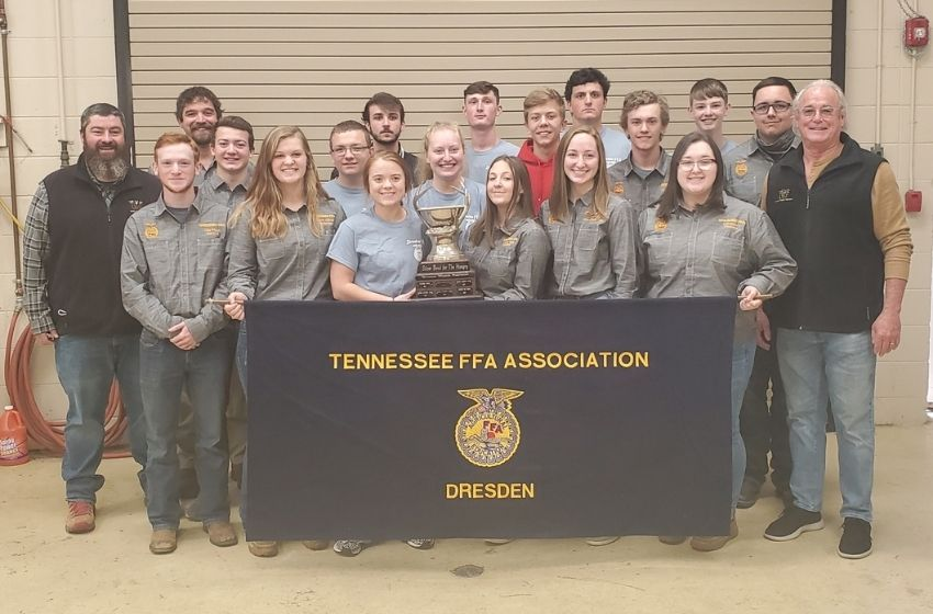 Dresden FFA claims Hunger Challenge state trophy