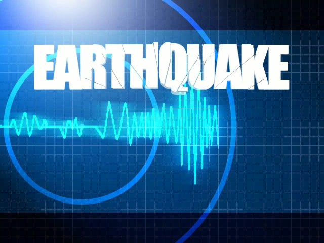 Several Small Earthquakes Recorded in Area Over Past Week