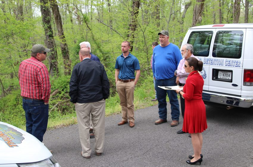 Fulton County Magistrates Vote to Abandon Portion of County Road