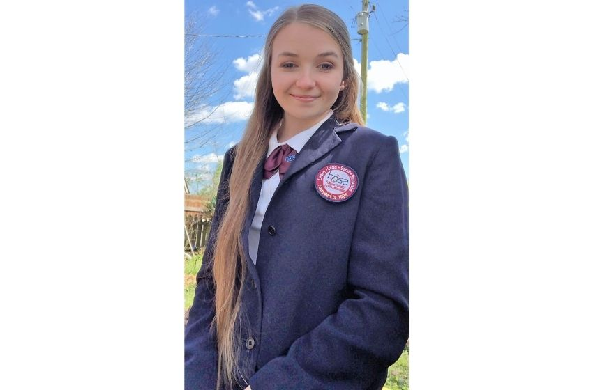 Westview's Gloria Hogan elected to state HOSA position