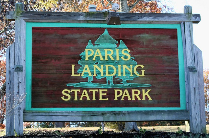 Paris Landing State Park Given Platinum Level Status