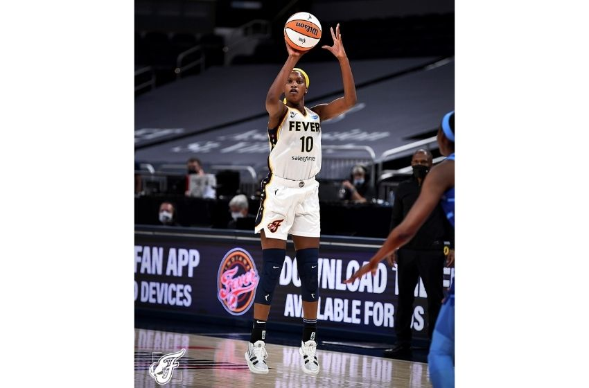 Fever sign Chelsey Perry