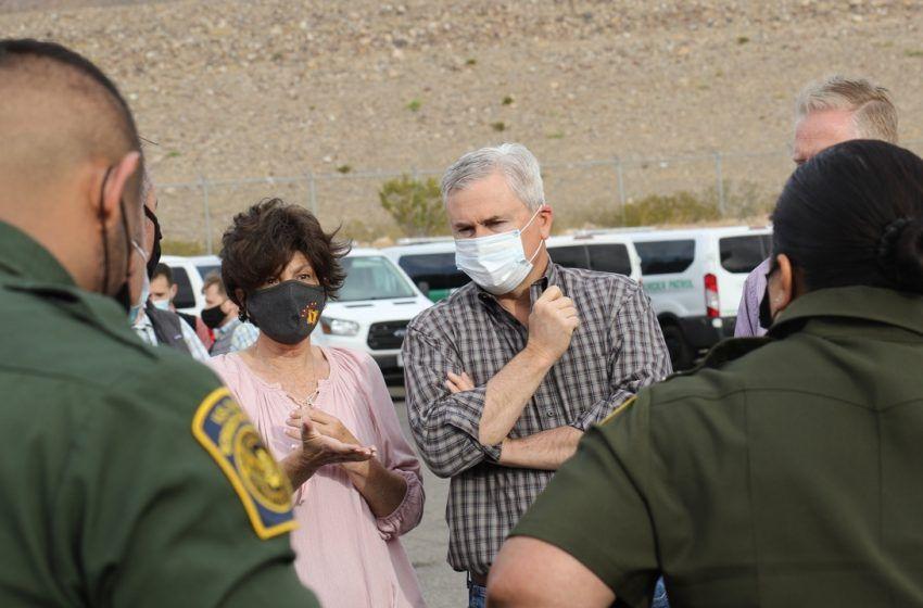 Congressman Comer Says Border Problem a National Issue