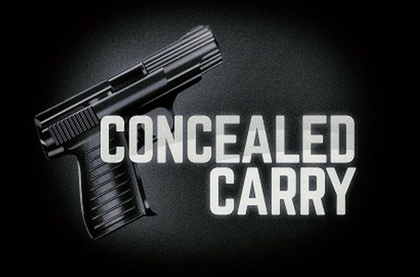 Union City Police Chief Discusses New Concealed Carry Law