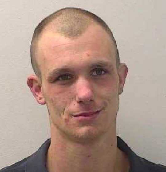Madison County Work Detail Inmate Captured After Escape