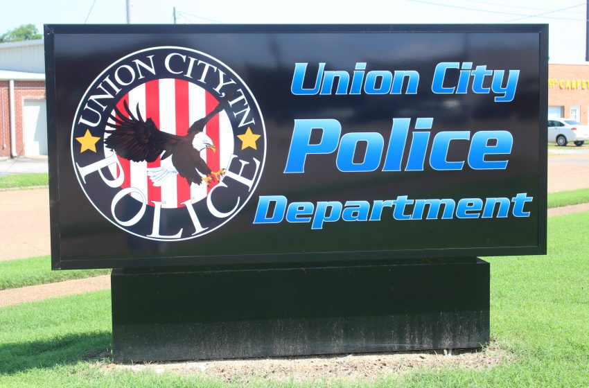Stolen Vehicle Recovered in Union City