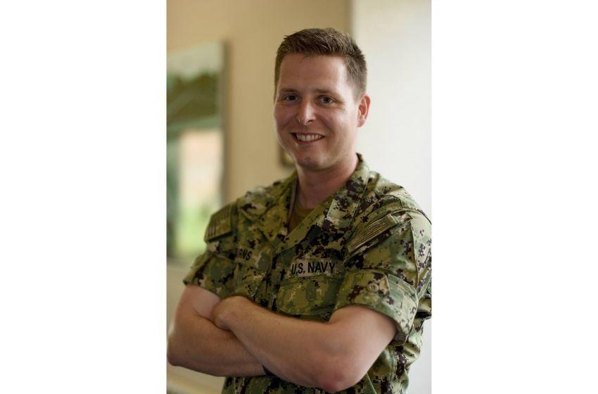 McKenzie resident and Navy Chaplain serves in Newport, Rhode Island