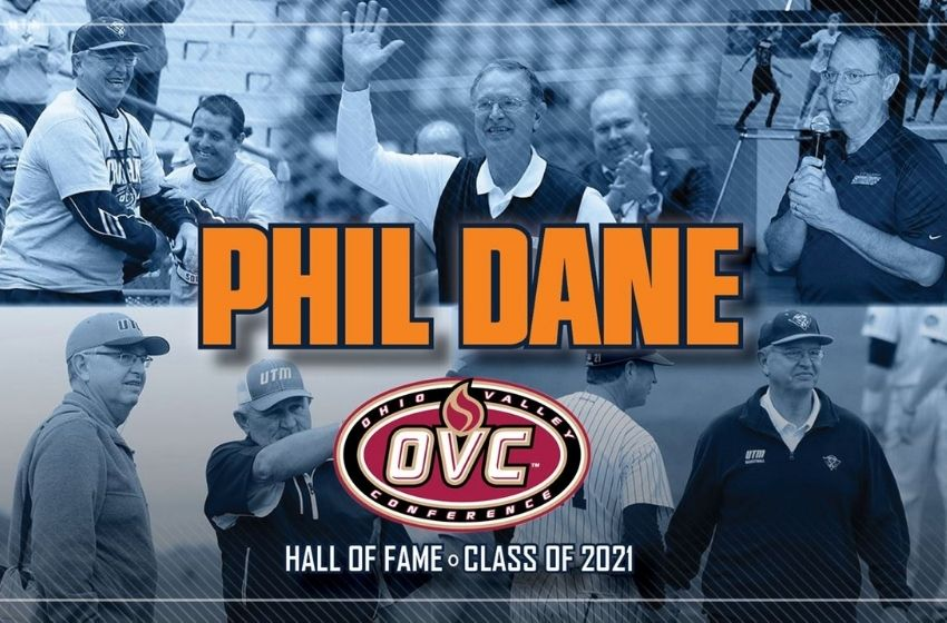 Phil Dane named to OVC Hall of Fame Class of 2021