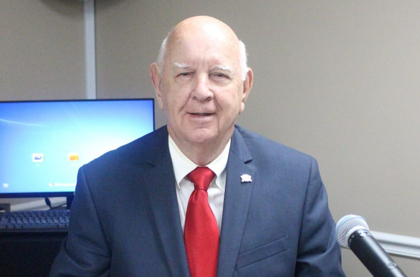 County Commission Chairman Elected; Ambulance Board Approved