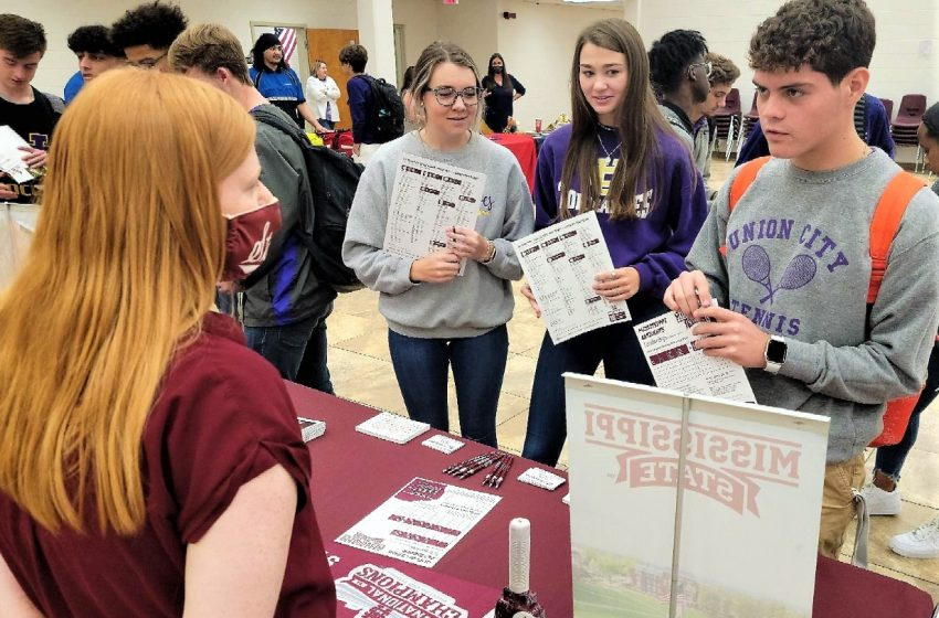 Union City Students Take Part in College and Career Day